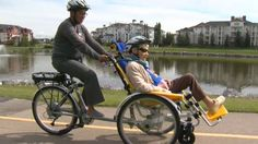 #Unique bicycle gives seniors chance to enjoy the outdoors - CTV News: CTV News Unique bicycle gives seniors chance to enjoy the outdoors…