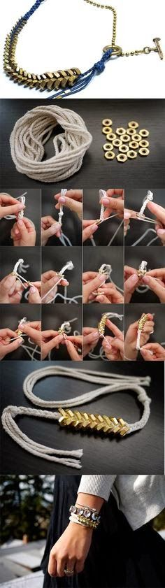 DYI Jewelry Tutorials