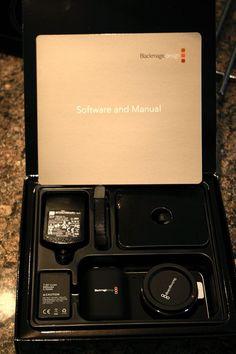 Blackmagic Pocket Cinema Camera unboxing and first impressions! http://motionvfx.com/B2699