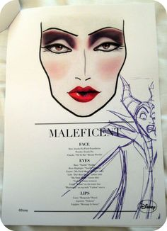 Have to do this on my face chart