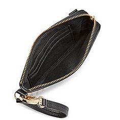 Small Zip Wristlet