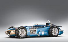 1962 Lesovsky Indy Roadster