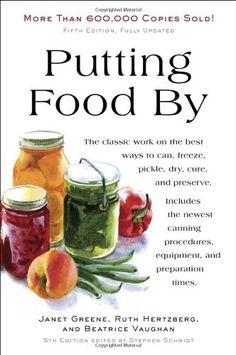 Putting Food By: Fifth Edition by Ruth Hertzberg,http://www.amazon.com/dp/0452296226/ref=cm_sw_r_pi_dp_5sKftb121JDQSW14