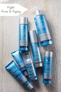 Looking for a skin care routine to fight acne AND the signs of aging? I have tried the Paula's Choice Resist skin care line for a few weeks, and I share all of the details on how to use this system to deal with adult acne all while getting the benefits of her anti-aging skin care.