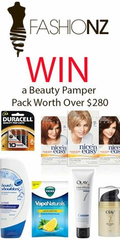 Win a #Beauty #Pamper Pack Worth Over $280! #competition