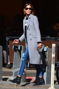 Alexa Chung, 16 October 2015, New York.