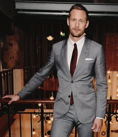 "skarsgardaddict: ""  Alexander Skarsgård at the UK Premiere of ""War On Everyone"" in London. [September 29, 2016.] """