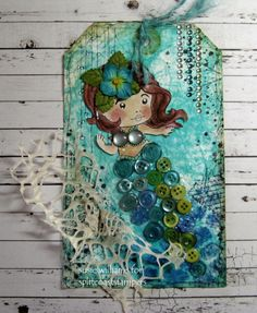 Princess Polly goes to the Deli by susie australia - Cards and Paper Crafts at Splitcoaststampers