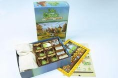 Game organizer for Isle of Skye board game buy online UNIQUE DESIGN