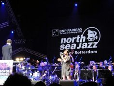 Metropole Orchestra & Gretchen Parlato @ Northsea Jazz 2013