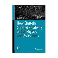 How #einstein created relativity out of physics and #astronomy #(astrophysics and,  View more on the LINK: 	http://www.zeppy.io/product/gb/2/381053854063/