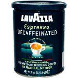 Lavazza Decaffeinated Espresso Ground Coffee, 8-Ounce Can - http://www.freeshippingcoffee.com/caffeine-type/decaffeinated/lavazza-decaffeinated-espresso-ground-coffee-8-ounce-can/ - #Decaffeinated