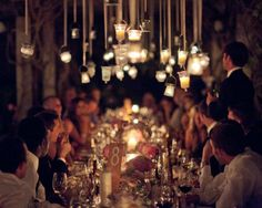 #casamento #decoração #velassuspensas