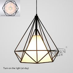 22.96$  Buy now - http://ali4op.shopchina.info/go.php?t=32598306698 - Loft Vintage Pendant Lamp E27 edison light fixtures luminaire suspendu Nordic Retro blak Northern Europe industrial lighting 22.96$ #aliexpressideas