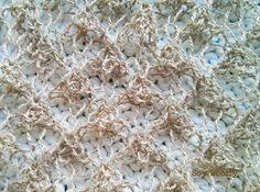 Cómo tejer Encaje Inglés a dos agujas: mega romántico! | Soy Woolly Tunisian Crochet Patterns, Crochet Doily Diagram, Knitting Patterns Free, Free Knitting, Crochet Granny, Cable Knitting, Knitting Videos, Knitting Stitches, Knitting Tutorials