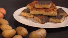 Bramborový bác. Neskutečně dobrý a levný zapomenutý recept   TelevizeSeznam.cz Cornbread, French Toast, Pork, Meat, Breakfast, Ethnic Recipes, Pizza, Millet Bread, Kale Stir Fry