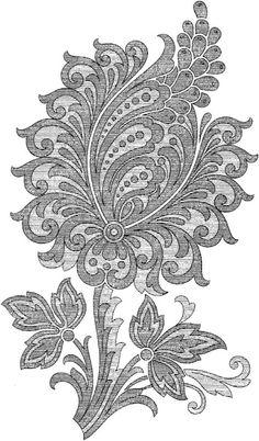 Gallery.ru / Фото #100 - Embroidery II - GWD