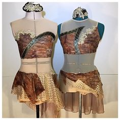 Custom dance costumes, designed and made, specially for you. Let us work together to create that one of a kind look. Prices will vary depending upon intricacy of design and extent of detail. Custom Dance Costumes, Girls Dance Costumes, Dance Costumes Lyrical, Dance Outfits, Dance Dresses, Lyrical Dance, Warrior Princess Costume, Warrior Costume, Contemporary Dance Costumes
