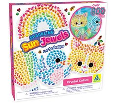 Orb Factory Sparkling Sun Jewels Crystal Cuties Kit >>> Read more @