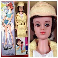 #1009 Japanse Midge Dressdoll ~STORMY WEATHER #949 - Sold at Ebay.com for US $ 1500.- Sep.20 2013