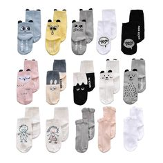 0-2Y Infant Baby Boy Girl Cotton Socks Autumn Winter Floor Anti Slip Socks Cartoon Animal Pattern Newborn Baby Socks 2016 #>=#>=#>=#>=#> Click on the pin to check out discount price, color, size, shipping, etc. Save and like it!