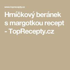 Hrníčkový beránek s margotkou recept - TopRecepty.cz