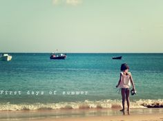 #kids #summer #beach