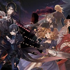 Black Butler: Book of the Atlantic Film's Teaser Video Reveals January Premiere