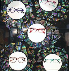 power visual impact #eyewear merchandising