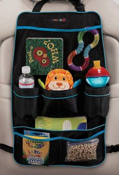 #45. Backseat Organizer -- 55 Genius Storage Inventions That Will Simplify Your Life