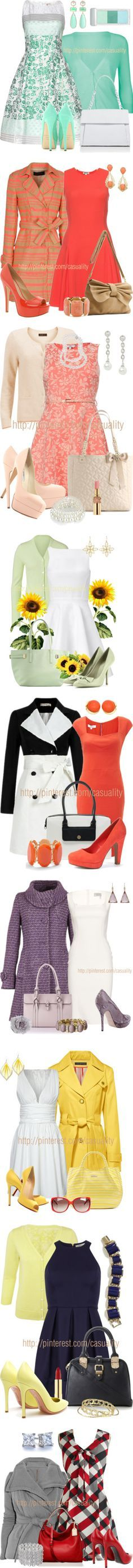 Spring colors/styles ♥✤ | Keep the Glamour | BeStayBeautiful