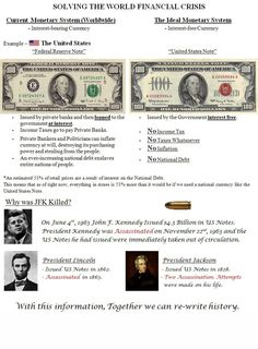 Solving The World's Financial Crisis INFOWARS.COM  BECAUSE THERE'S A WAR ON FOR YOUR MIND