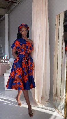 Latest Ankara Dresses, Short African Dresses, Ankara Dress Styles, Latest African Fashion Dresses, Women's Fashion Dresses, Latest Ankara Short Gown, African Skirt, Ankara Blouse, Ankara Skirt