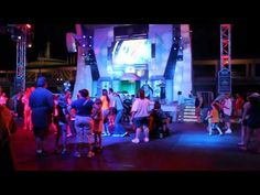DJ and dancing at Club 626 at the Magic Kingdom in Walt Disney World