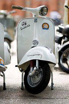 #Vespa GS #italiandesign
