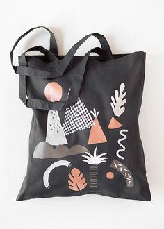 NEW Tote bag - Acapulco - by Depeapa