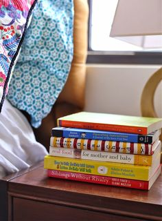 A lovely reader recently asked me which parenting books I'd recommend. Such…