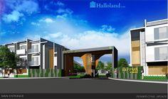 Dự án Golf Park Quận 9 thuộc chủ đầu tư Novaland, là dự án nhà phố - biệt thự nằm liền kề sân Golf Thủ Đức - sân Golf lớn nhất Việt Nam.