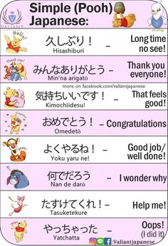 Japanese common Conversation Phrases More