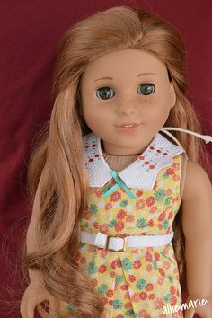 Was Marie-Grace, now Avery Rose! | American Girl Playthings!