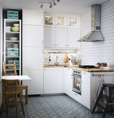 Cuisine Ikea Metod : les nouveautés en avant-première - Côté Maison