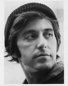 """I don't need bodyguards. I'm from the South Bronx."" - Al Pacino"