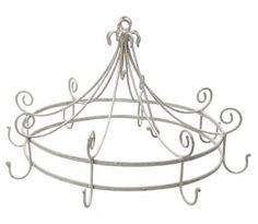 eisen korb blumenampel antik weiß metall pflanzkÜbel garten