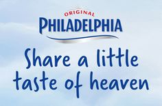 Share a little taste of heaven with Philadelphia and the Angel Network