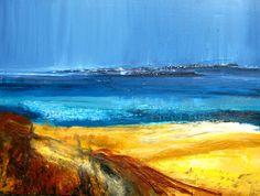 "Saatchi Art Artist: Andrew Palmer; Oil 2013 Painting ""Tregirls"""