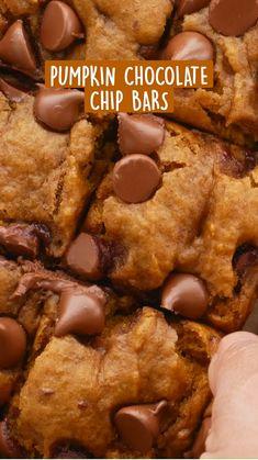 Mini Desserts, Fall Desserts, Just Desserts, Delicious Desserts, Dessert Recipes, Pumpkin Recipes, Fall Recipes, Sweet Recipes, Healthy Recipes