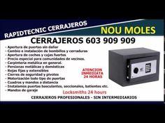 CERRAJEROS NOU MOLES VALENCIA 603 909 909