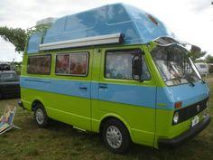 Volkswagen LT Westfalia  (España) Camper, Vw Lt, Volkswagen, Mini, Vehicles, Food, Caravan, Travel Trailers, Essen