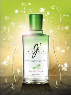 G'Vine Floraison - subtle and flowery, great in a simple cocktail (soda, simple syrup, and lime zest).