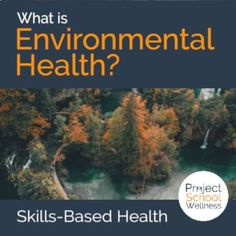 In this What is Environmental Health lesson plan, middle school and high school students will explore what Environmental Health is and how it impacts their well-being. Environmental Health plays a key role in nurture optimal health and wellness. In this skills-based health education lesson, students will learn about the core elements of Environmental Health and examine how their surroundings influence their total well-being. Health Lesson Plans, Free Lesson Plans, Health Lessons, Health Literacy, Health Education, Middle School, High School, Teaching Plan, Learning Stations